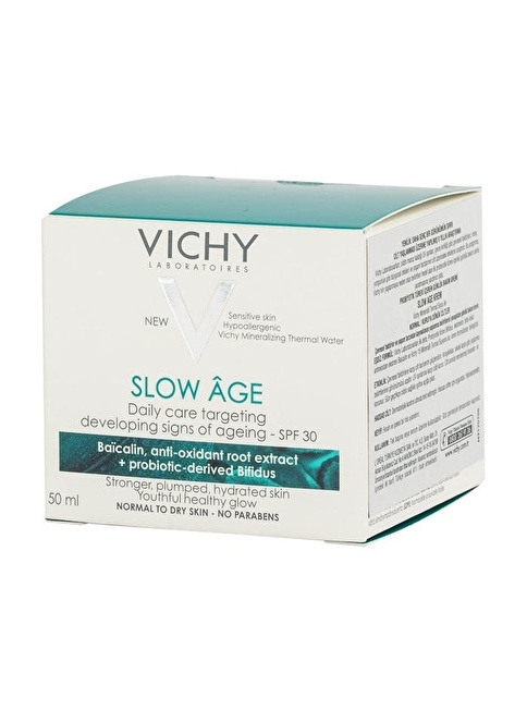 Vichy Slow Age Cream 50 ml Renksiz
